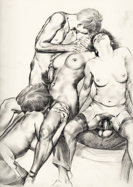 tom-poulton-orgy-xxx-love-art